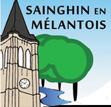 Logo Sainghin en Mélantois